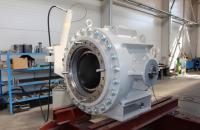 Spherical turbine inlet valves - type BLV600