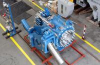 涡轮球阀 SPV400-3P-M,  SPV600-3P-M