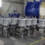valves hydropower