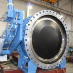 Butterfly shutoff valves - type BTV1600