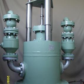 Aerating / de-aerating valves - type AV