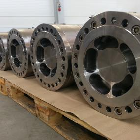 Slide valves type SLV