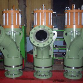 Needle valves type NV