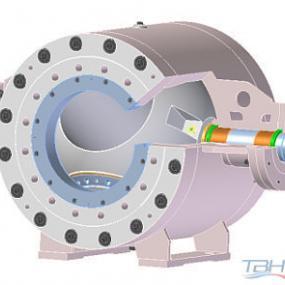 Шариковые клапаны типа BLV-3P