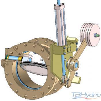 Válvulas de estrangulación tipo HTCV-FE