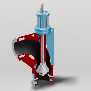 Needle valves type NV