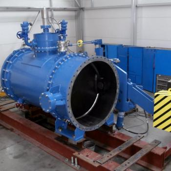 Automatic emergency shutoff system - type PBS