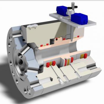 Slide valves type SLV