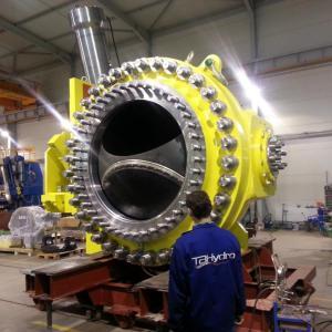 Шариковые клапаны турбинные типа  SPV1700