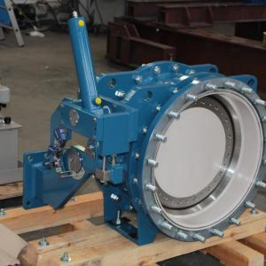 Ball valve hydropower by TBHYDRO